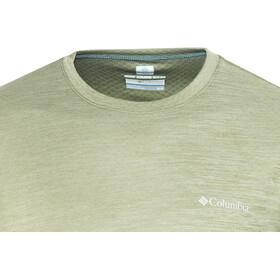Columbia Zero Rules SS Shirt Herren mosstone